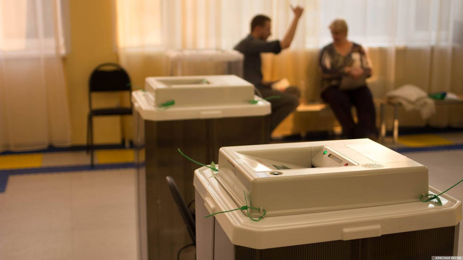 Единый день голосования в районе Красносельский, Москва. Бурная дискуссия
