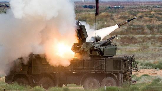 ГенштабРФ: Cредства ПВО Сирии перехватили 71 крылатую ракету из103