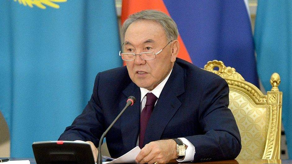 Государственный визит в Казахстан