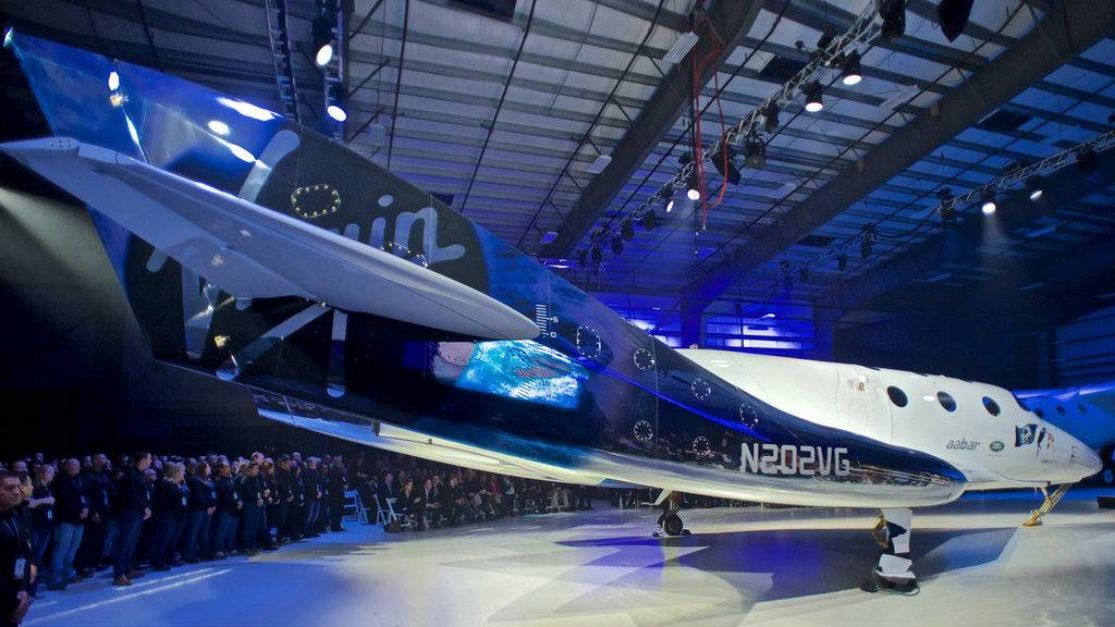 SpaceShipTwo «Unity»