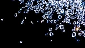 Алмазы прошедшие огранку