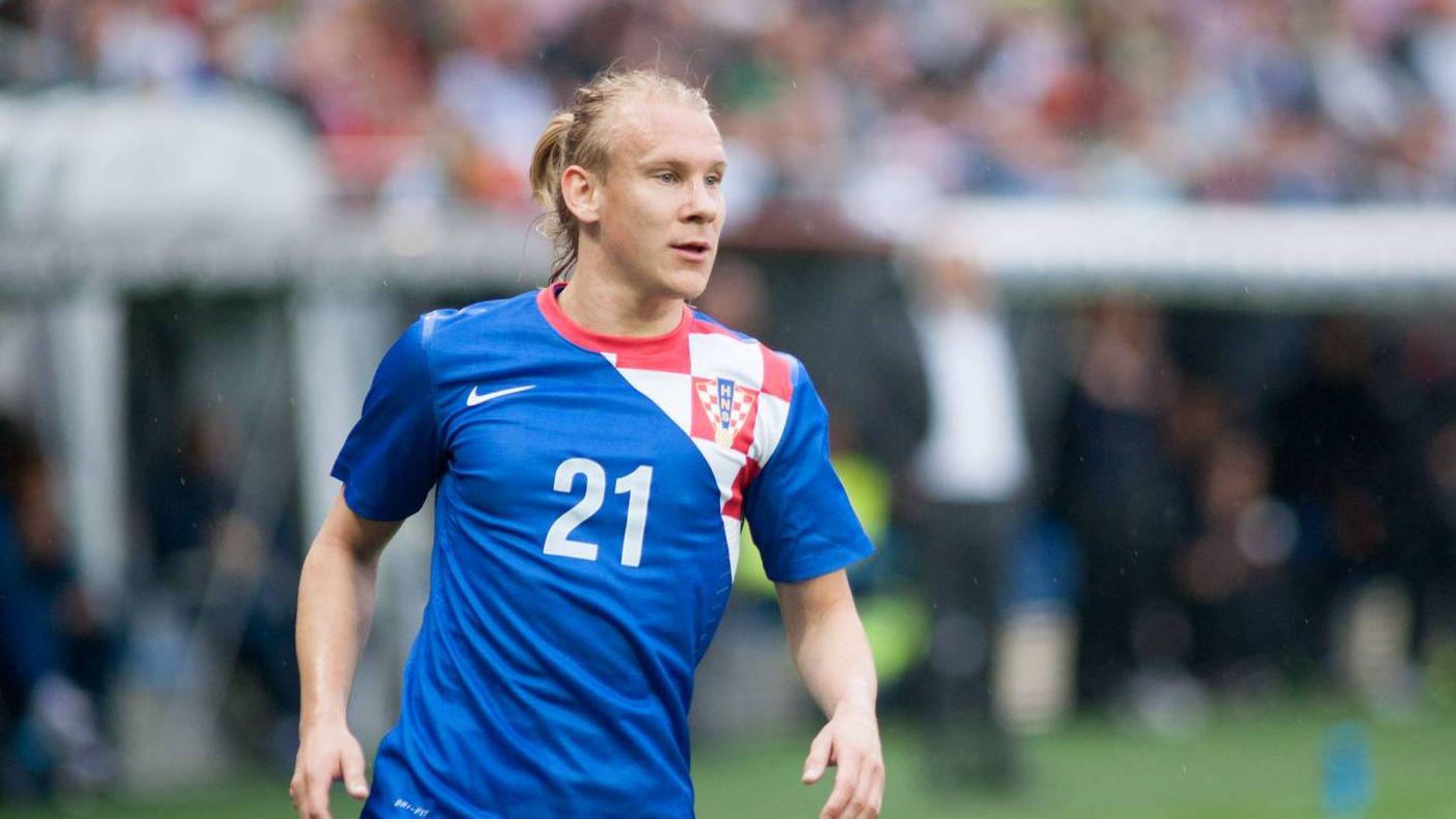 Вида в составе сборной Хорватии