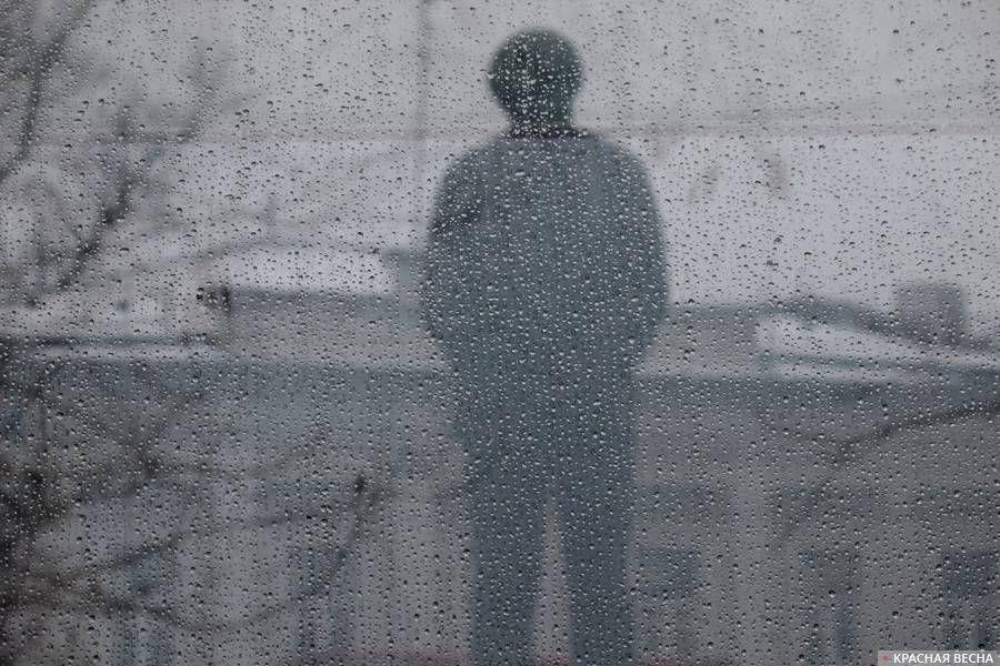 Памятник Александру Солженицыну. Москва