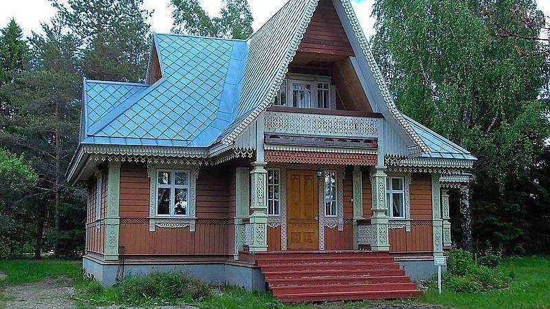 Гостевой дом в Мандрогах