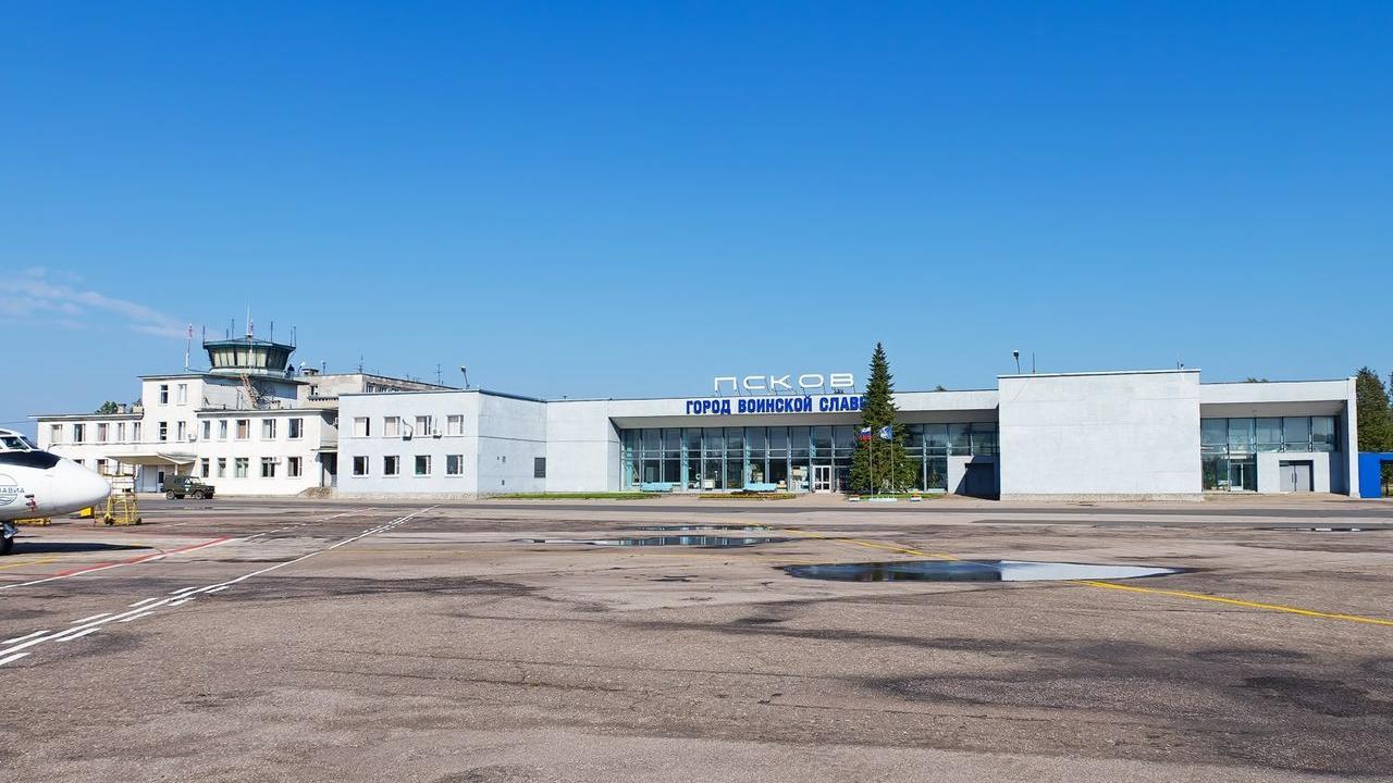 Международный аэропорт «Кресты»