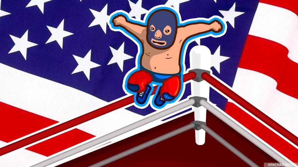 Политическая борьба в США