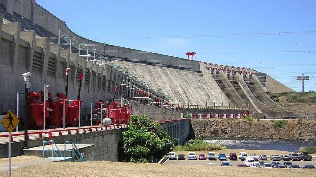 ГЭС «Эль-Гури»