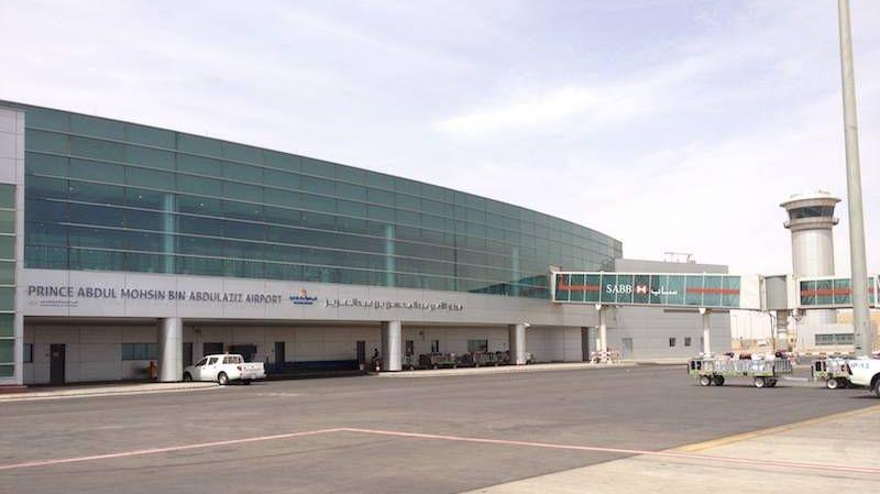 Аэропорт. Саудовская Аравия