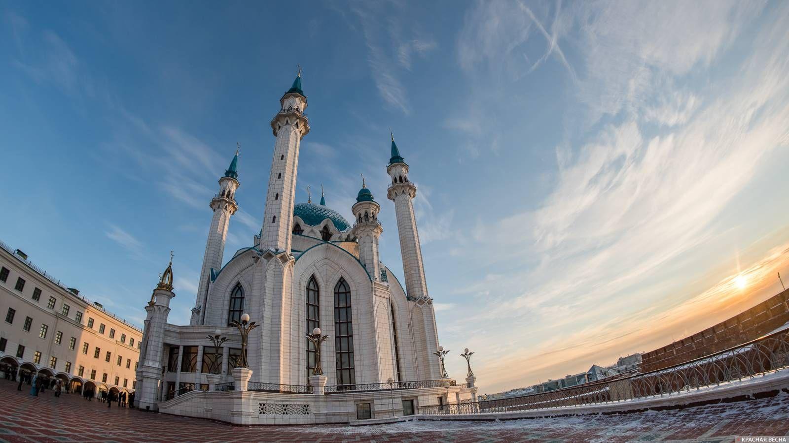 Соборная мечеть. Казань
