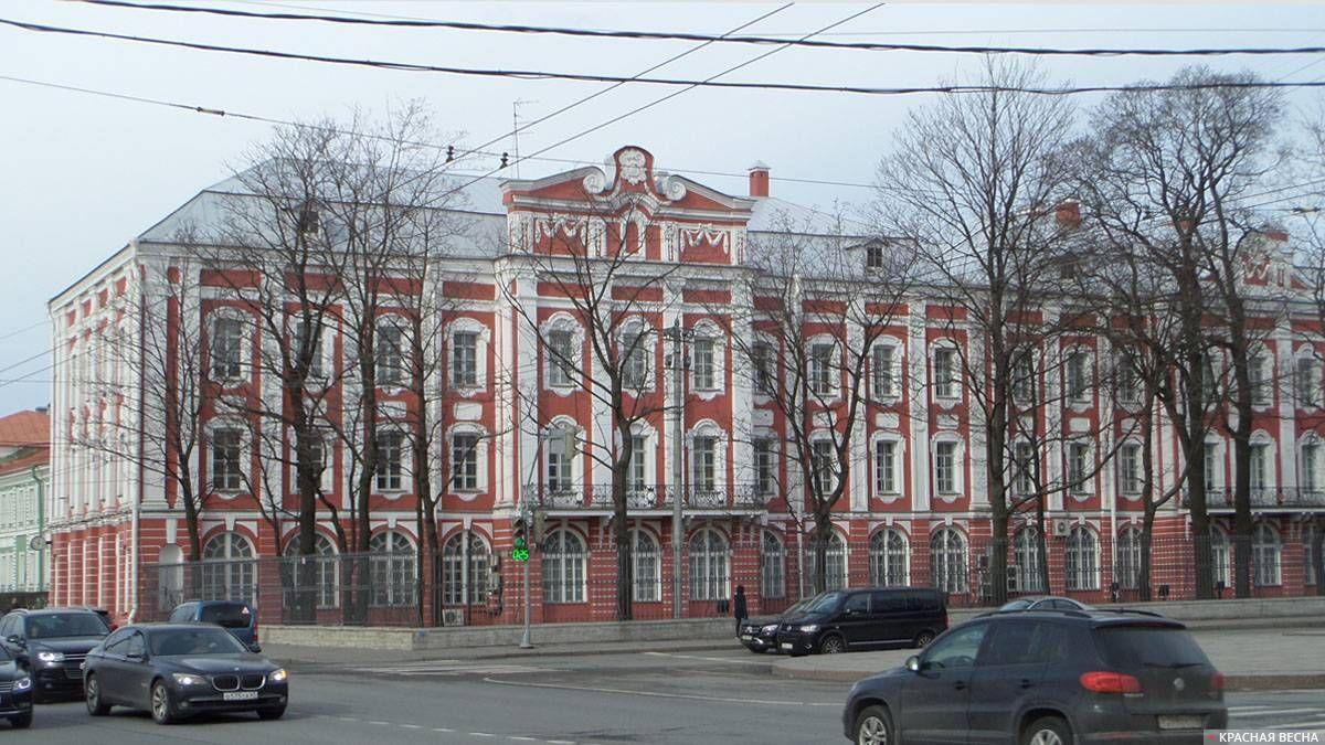 Санкт-Петербург. СПбГУ