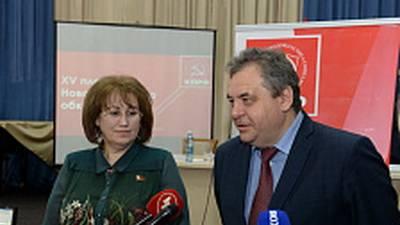 Анатолий Локоть: «КПРФ обязательно примет участие вгубернаторских выборах»