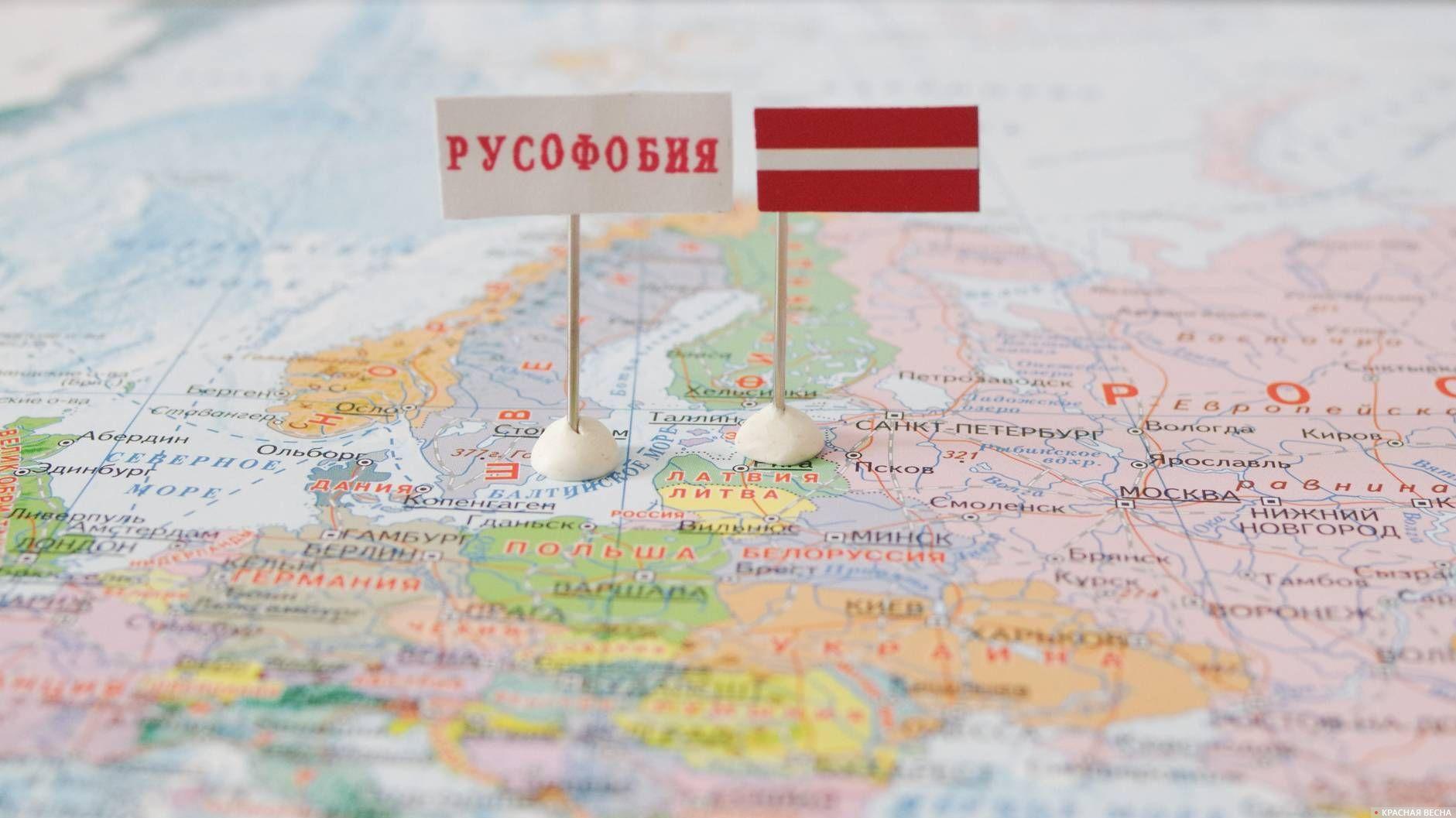 Тысячи людей вЛатвии вышли намитинг против языковой реформы