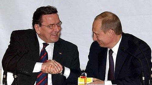 Экс-канцлер ФРГ Шредер отказался от заработной платы в«Роснефти»
