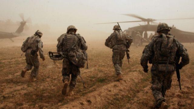 Военные США в Ираке