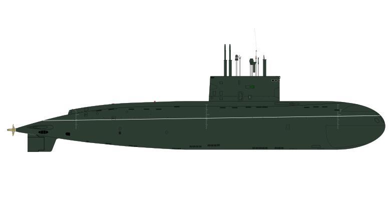 Подводная лодка проекта 636 «Варшавянка»