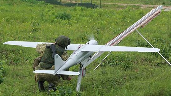 Выполнение заданий с БПЛА «Орлан-10»