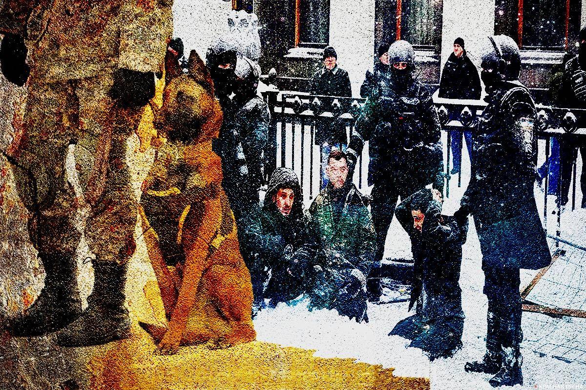 Украинский режим