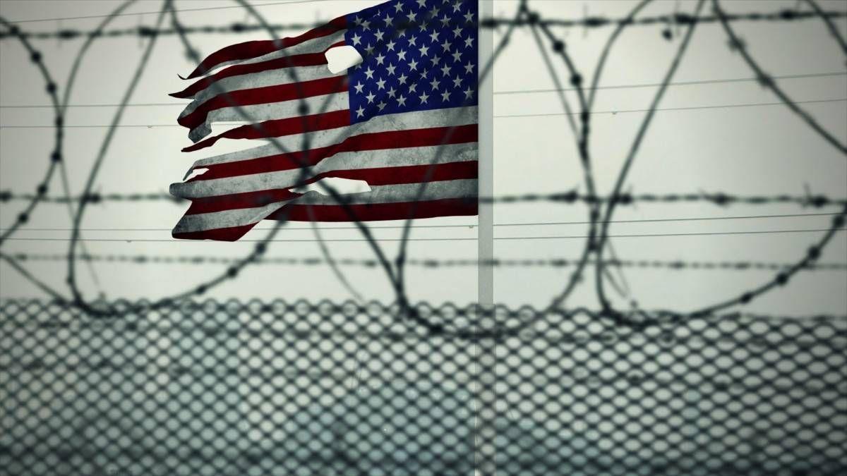 Тюрьма. США