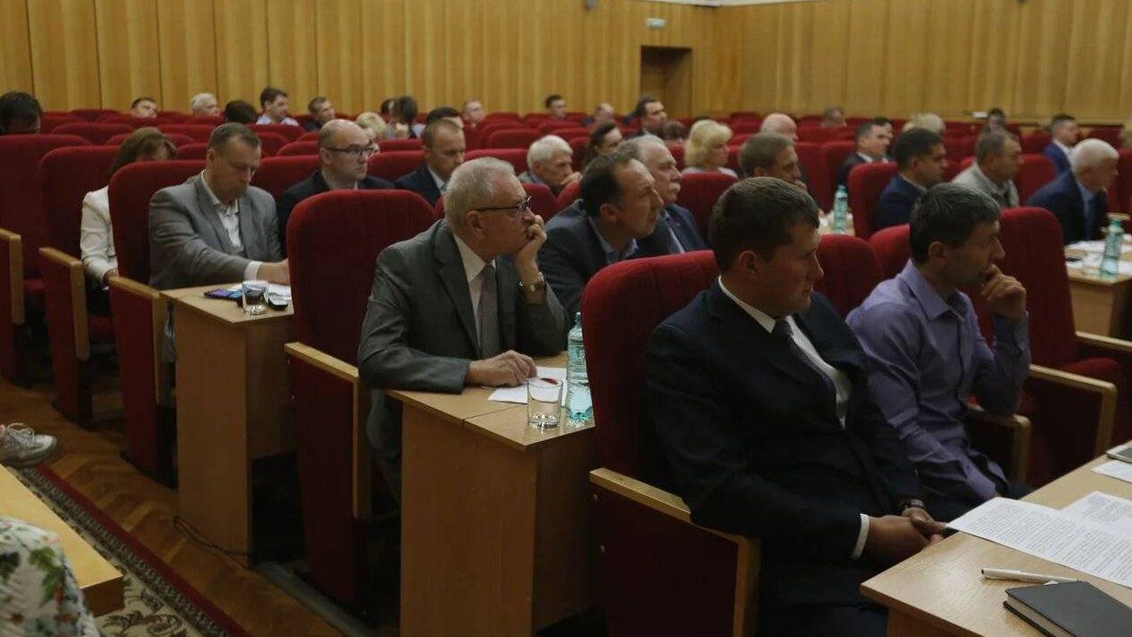 Пленарное заседание Законодательного Собрания Кировской области
