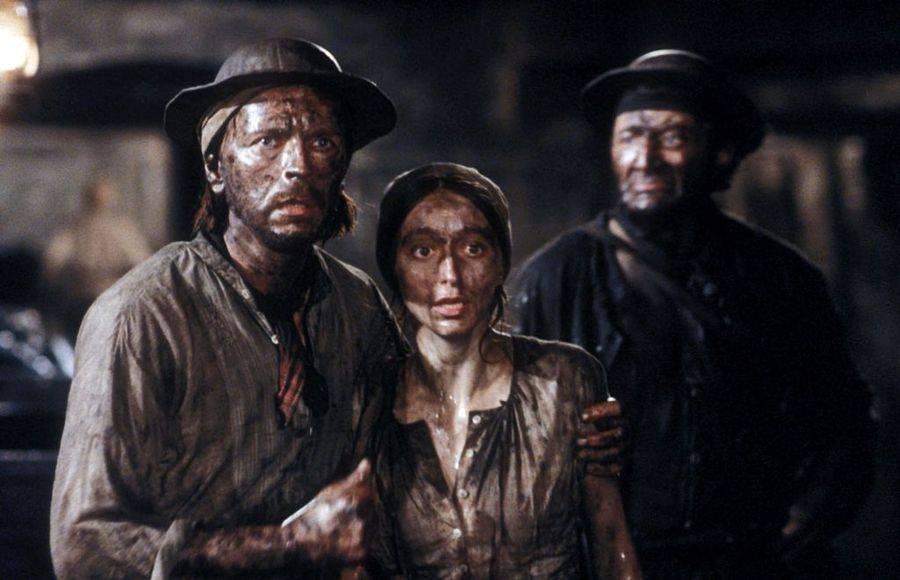 Голодные шахтёры