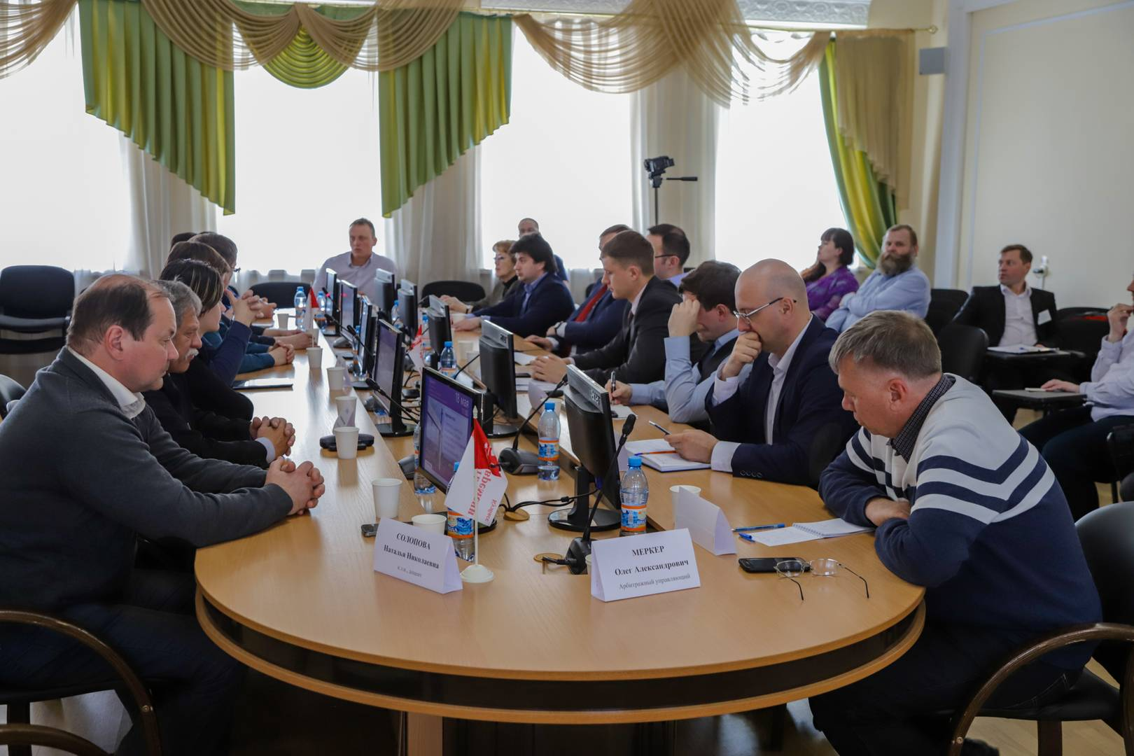 Круглый стол в Барнауле