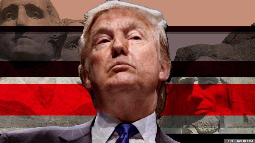 Рейтинг Дональда Трампа резко снизился доминимальных значений: названа причина