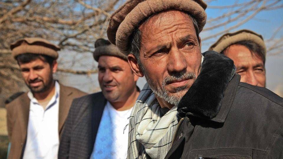 человек, афганистан