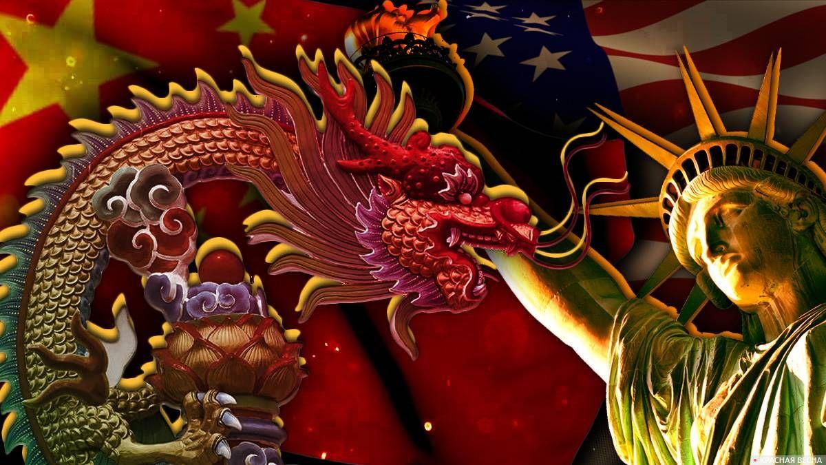 КНР найдет собственный «Huawei» вСША после поставок оружия Тайваню