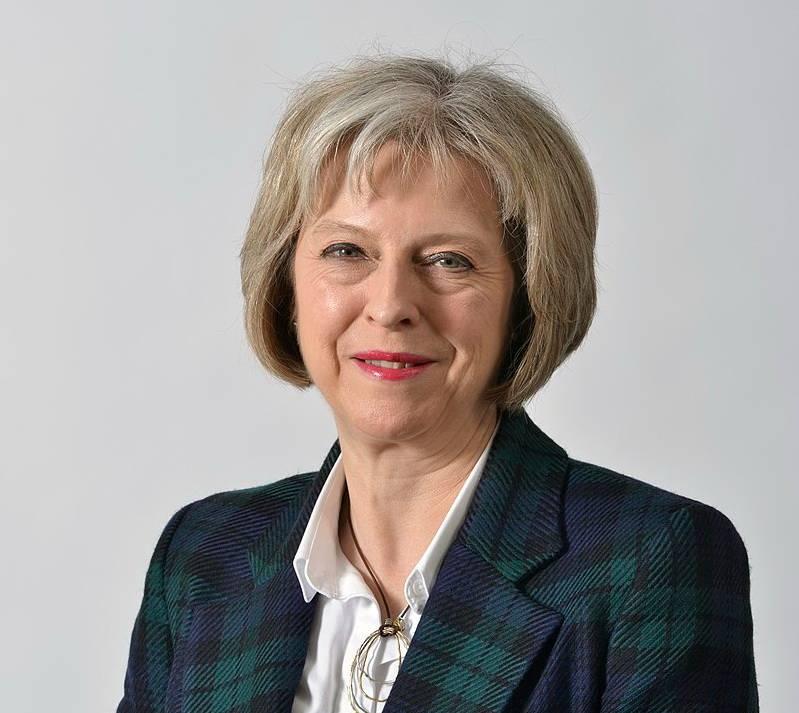 Премьер министр Великобритании Тереза Мей