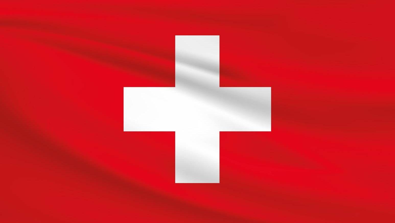 Флаг Швецарии