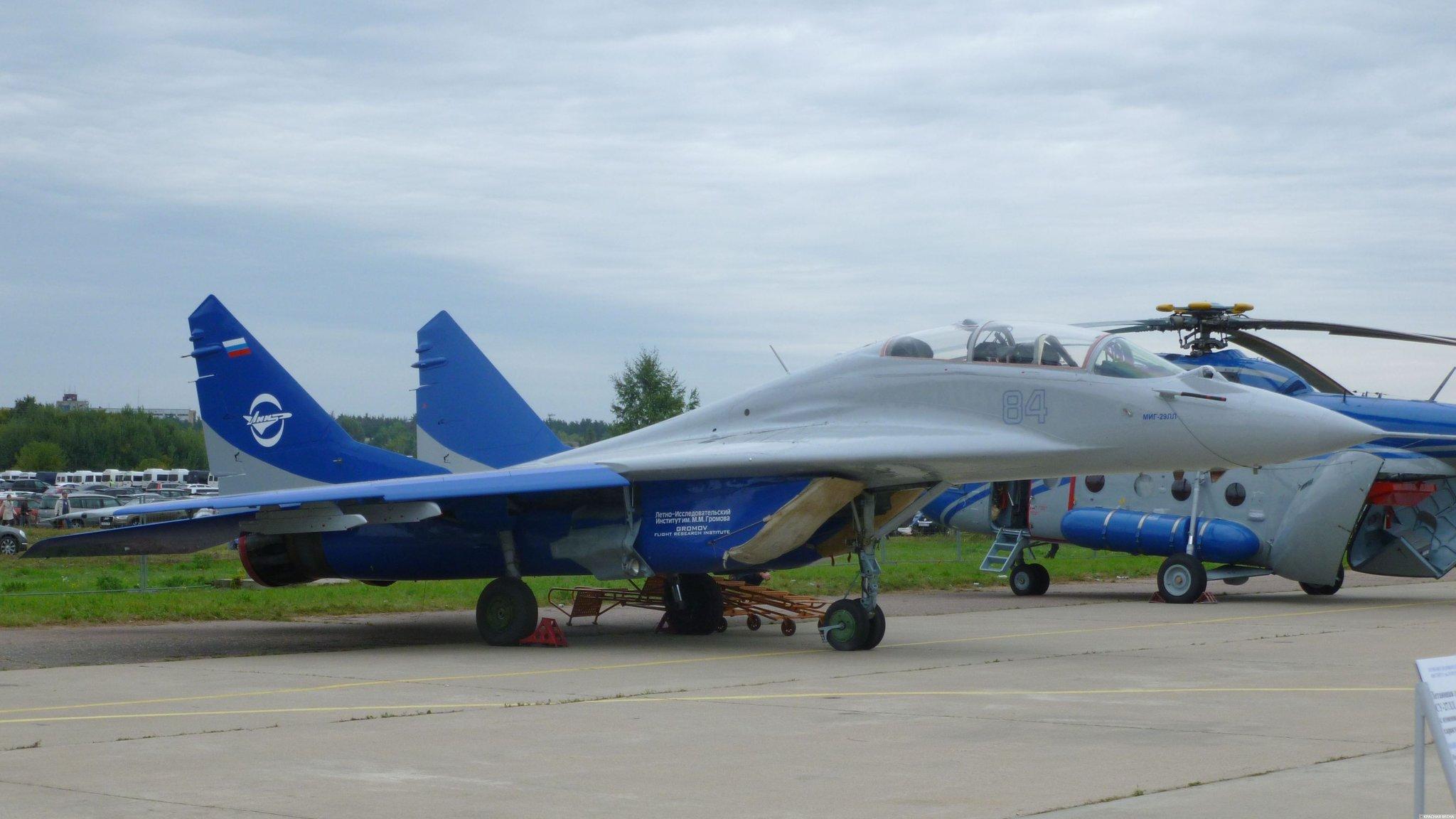 Истребитель МиГ- 29