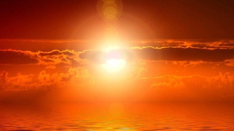 Наблюдение за солнцем