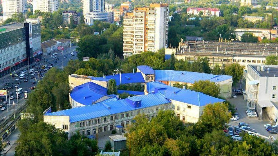 Фабрика-кухня завода имени Масленникова в Самаре