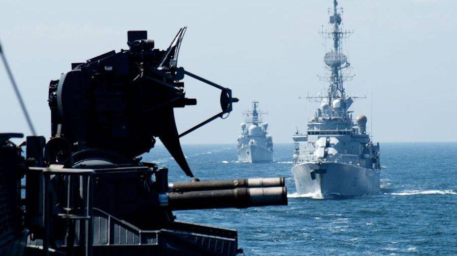 Корабли военно-морского флота (ВМФ) России