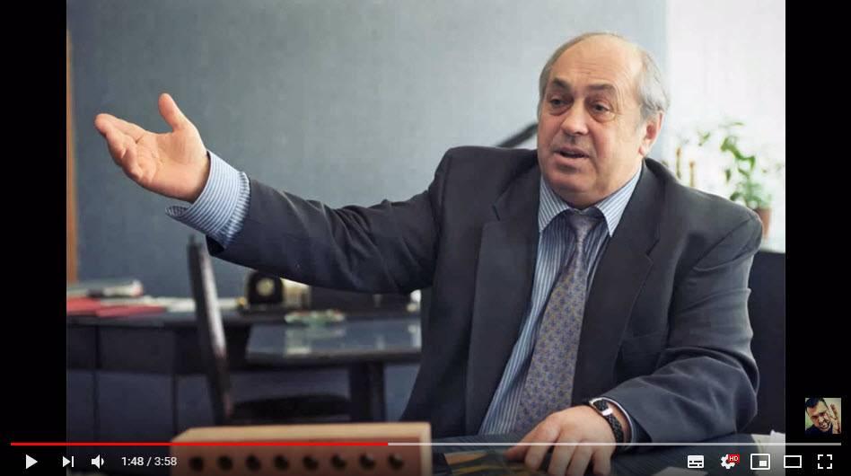Владимир Махлай - бывший руководитель компании «Тольятиазот»