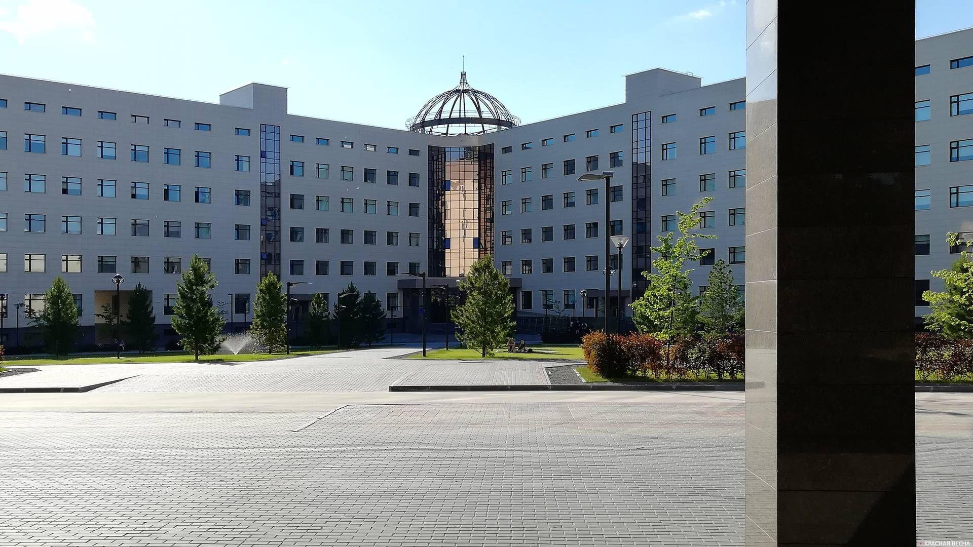Новосибирский государственный университет (НГУ)