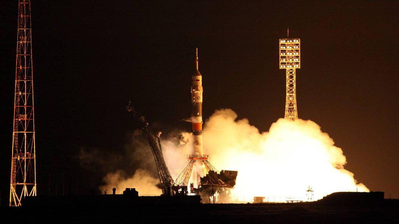 Космический корабль «Союз МС-08» благополучно пристыковался кМКС
