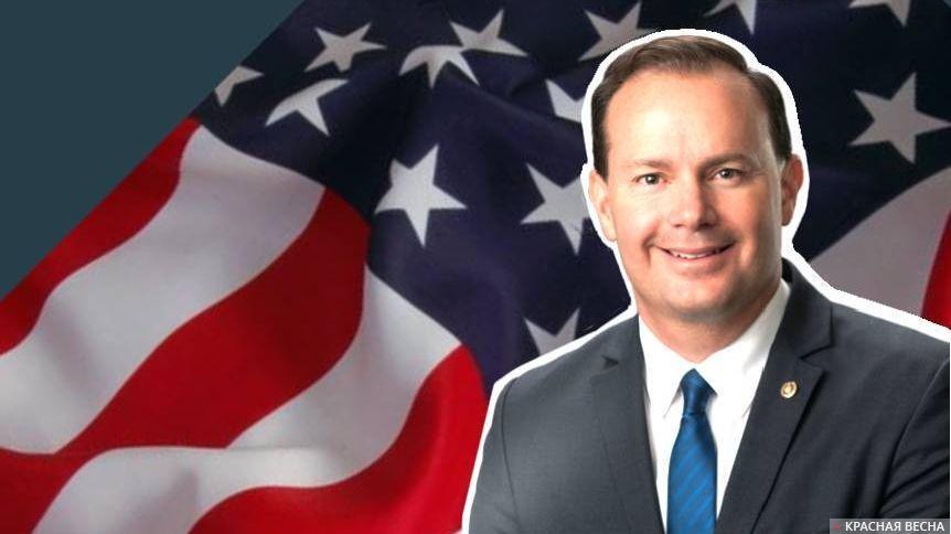 Сенатор от американского штата Юта Майкл Ли