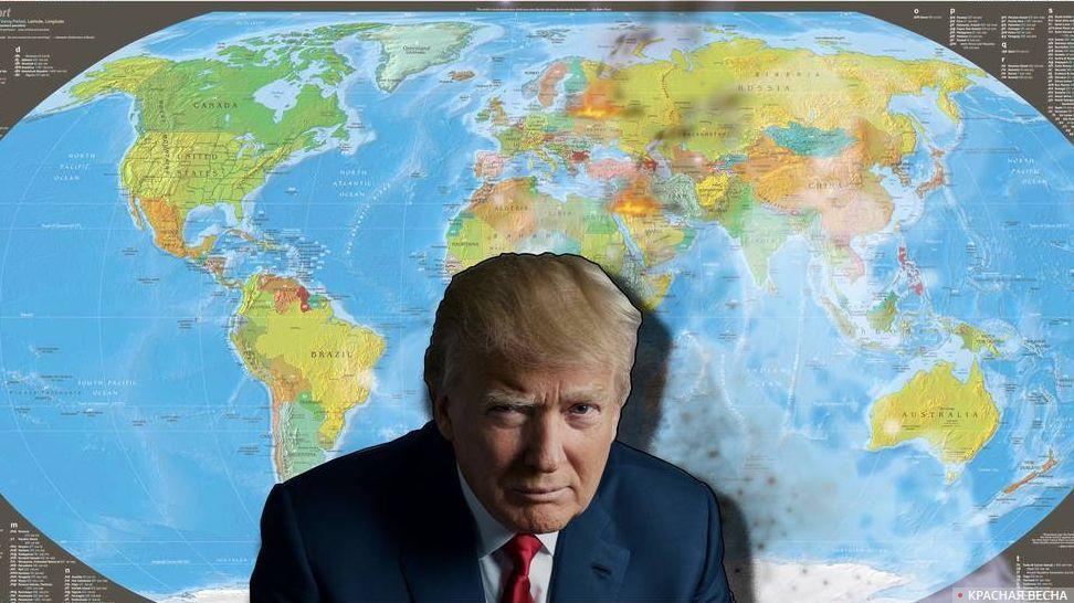 «Если это случится, Трамп получит Нобелевскую премию мира»,— Сенат США