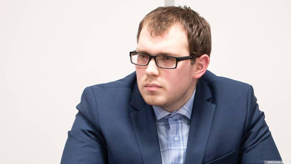 Иван Черемных. Конференция ко Дню Людоеда. Екатеринбург