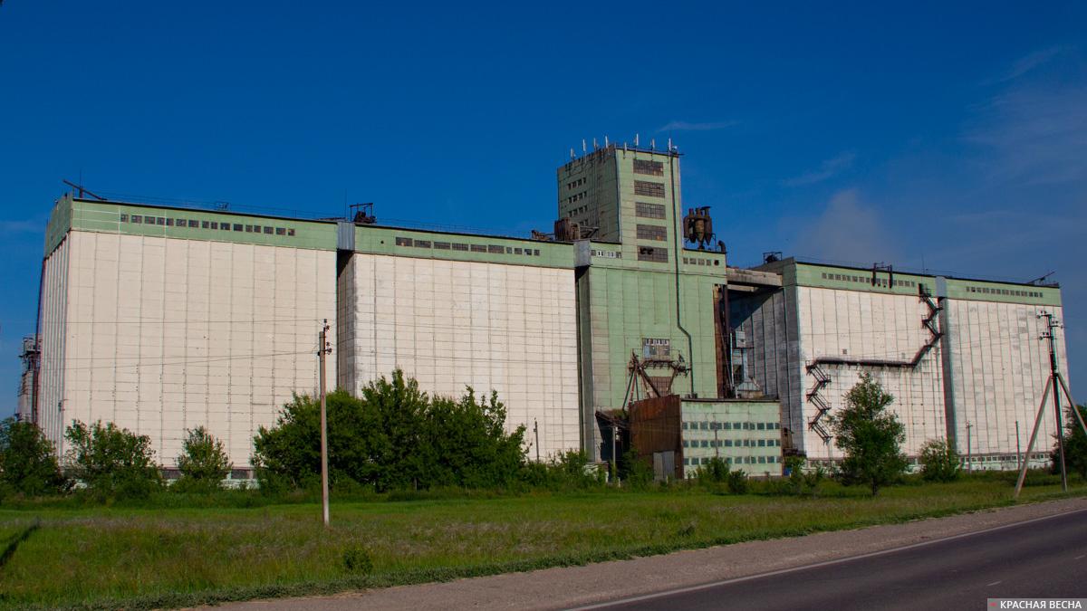 ленинградский элеватор краснодарский край