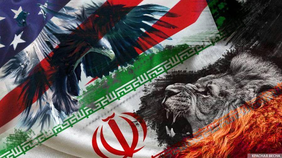 США против Ирана