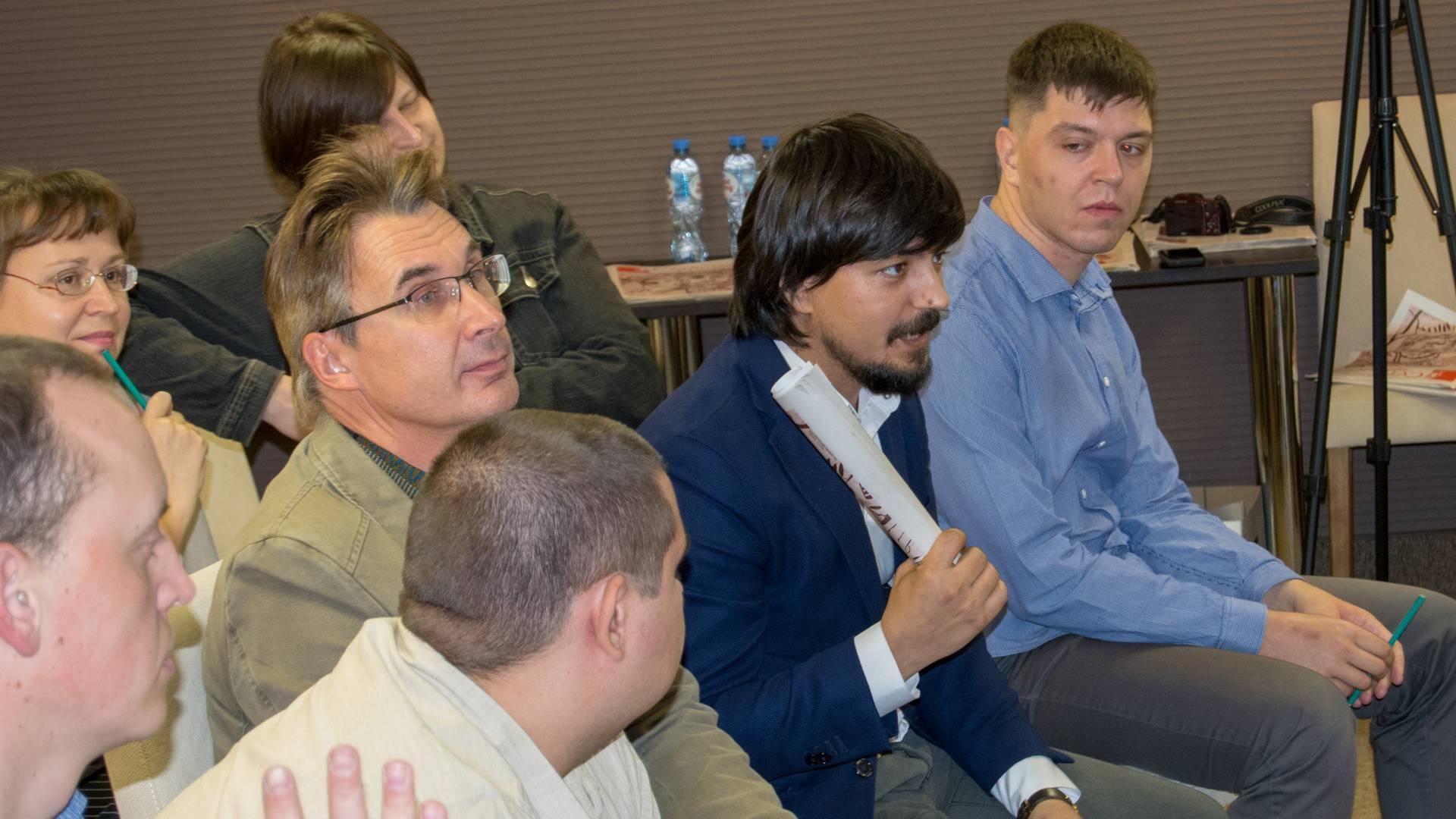 Представитель партии «Единая Россия» Рустам Гусейнов