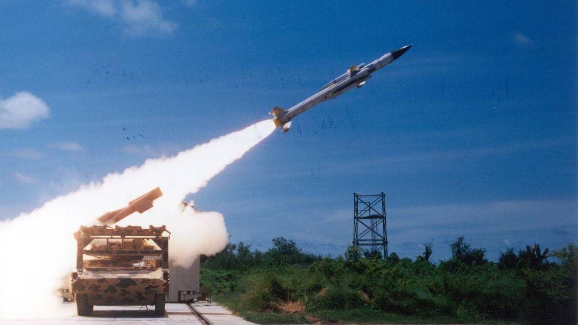 ПВО Индии. ЗРК Средней дальности. Акаш