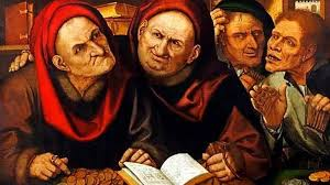 Квентин Массейс. Менялы. Конец XV-начало XVI века