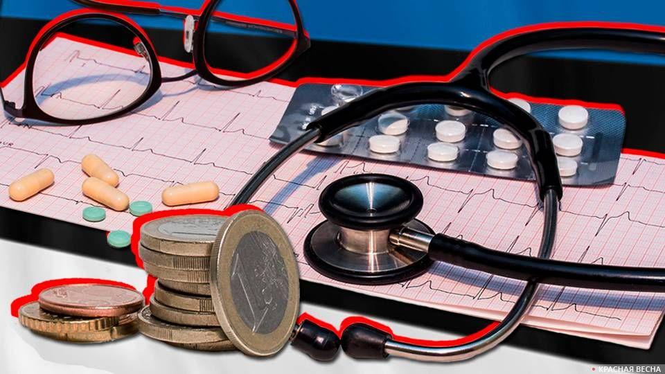 Медицина в Эстонии