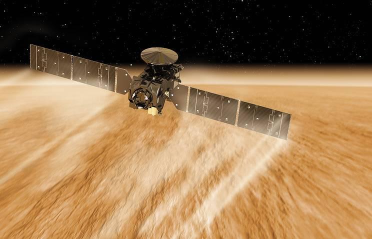 Экзомарс,  Орбитальный модуль TGO