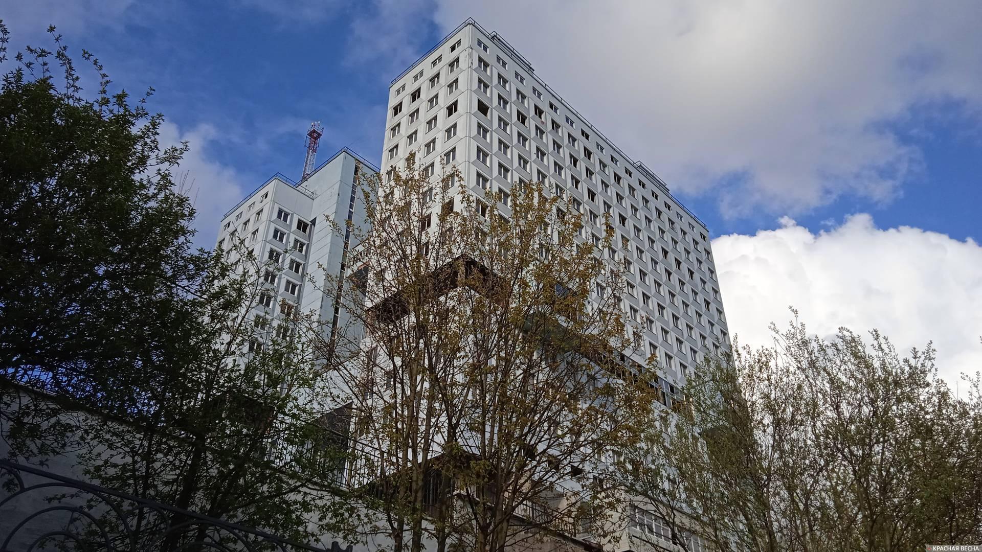 Дом Советов. Калининград