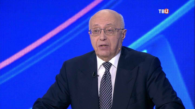 Сергей Кургинян в программе «Право знать!» на канале «ТВ Центр»
