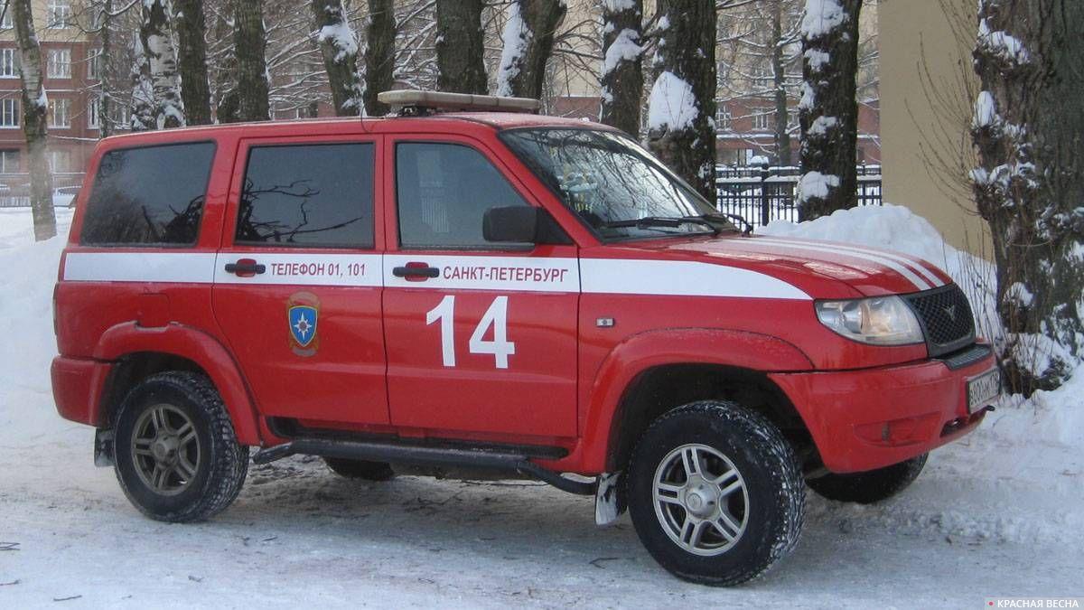 Служба пожарной охраны (МЧС)